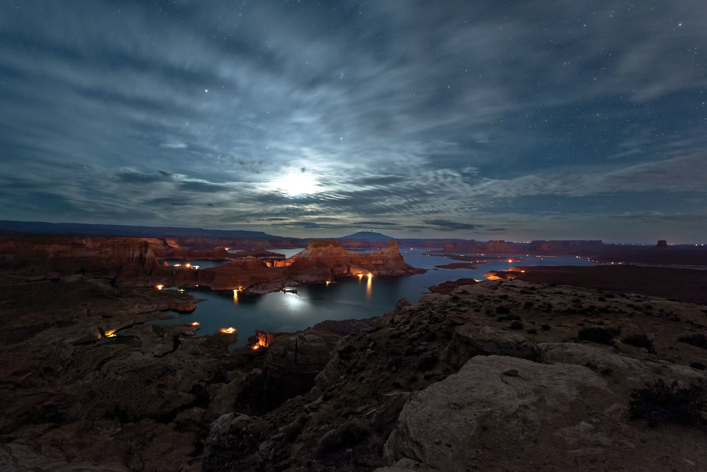 ALSTROM MOONRISE | Lake Powell, Arizona | BUY PHOTO PRINT