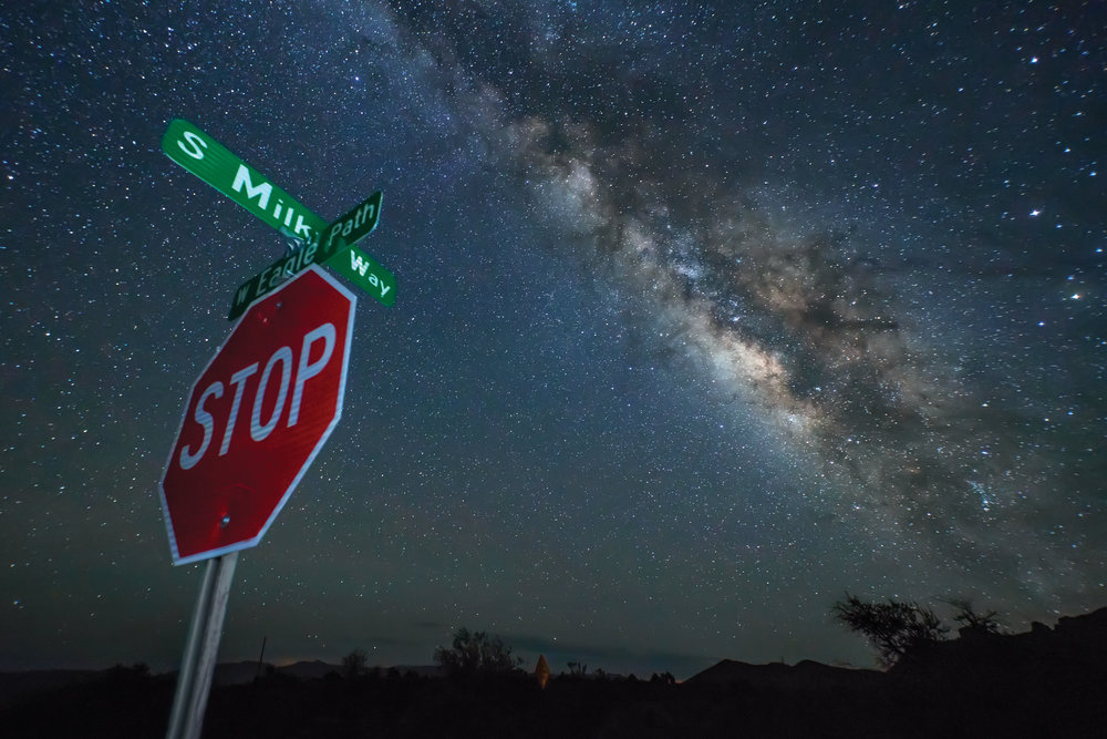 MILKY WAY STOP | Portal, Arizona | BUY PHOTO PRINT