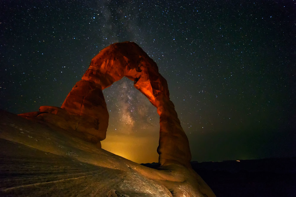 Photographers Travel Earth to Save Sky from Light Pollution