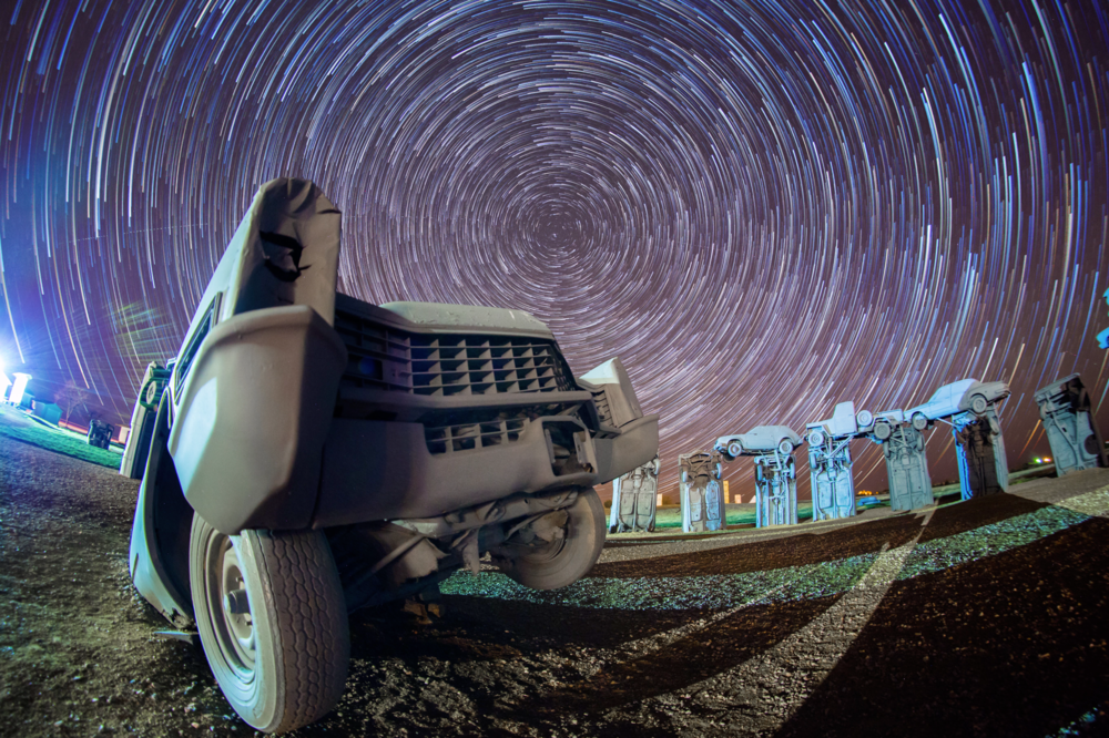 California Today: The Push to Reclaim Starry Skies