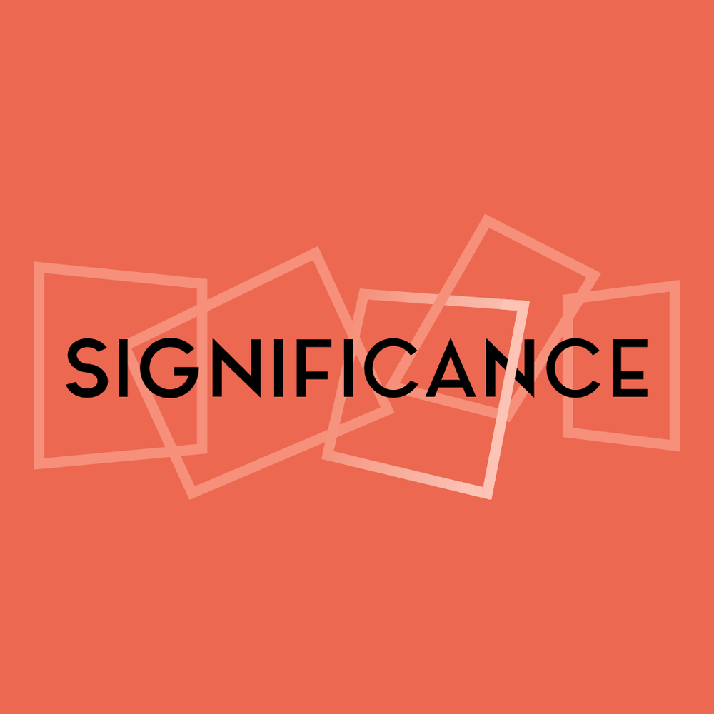 SIGNIFICANCE (2016)  The Geelong College - Costa Theatre