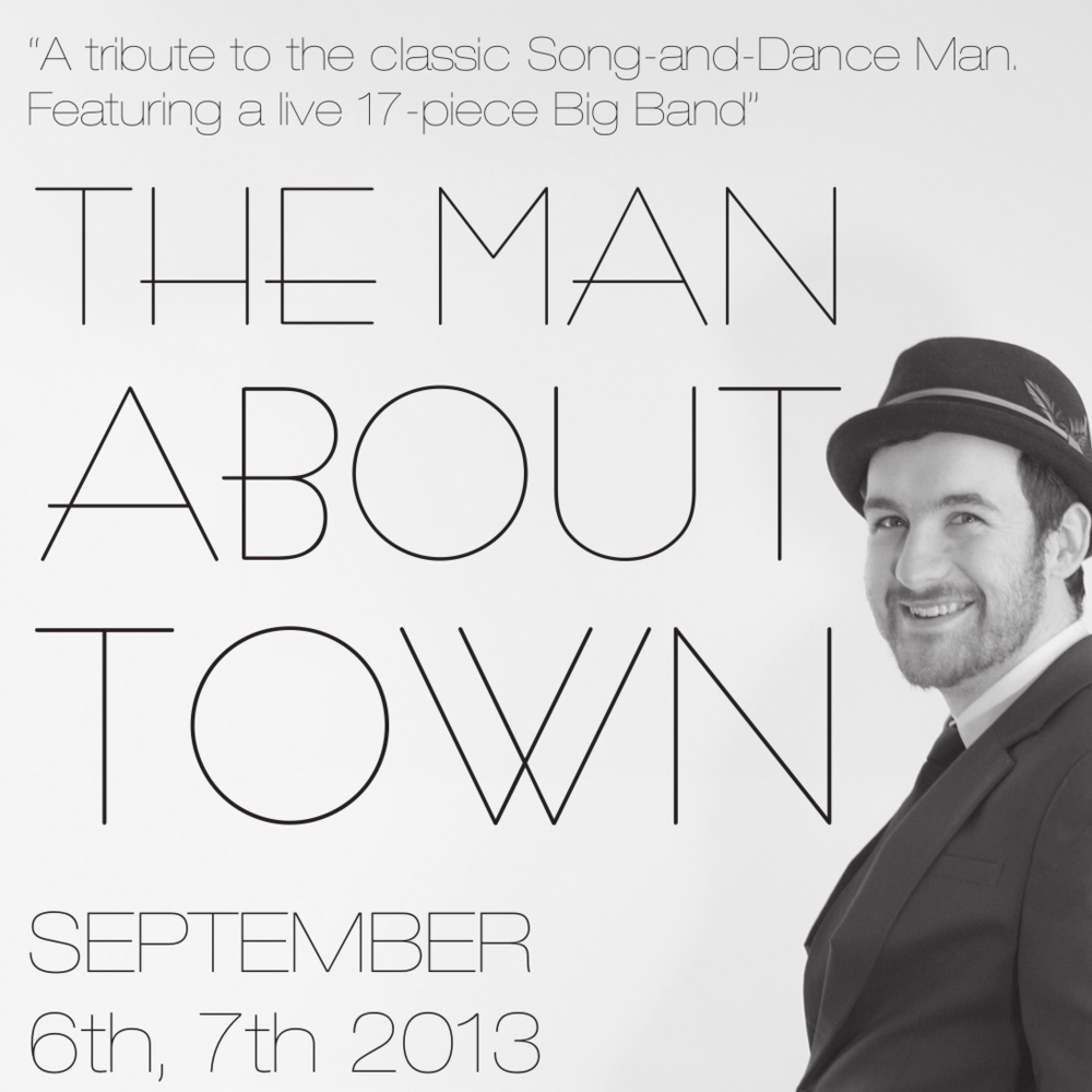 The Man About Town (2013)  The Potato Shed