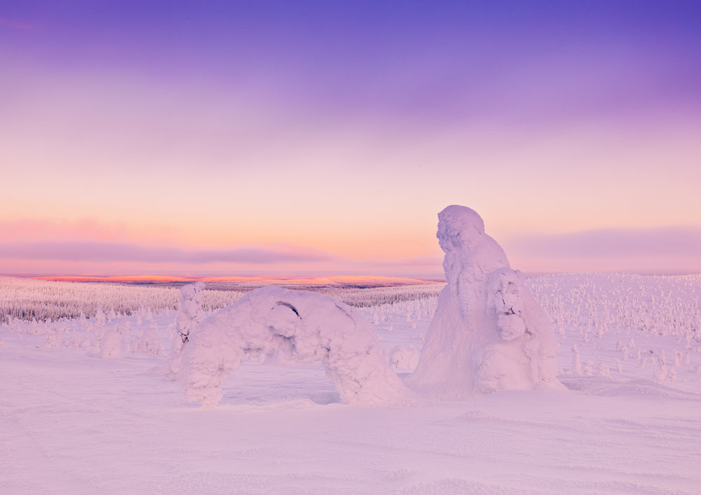 Coming Soon   Riisitunturi National Park, Posio, Finland - 2018