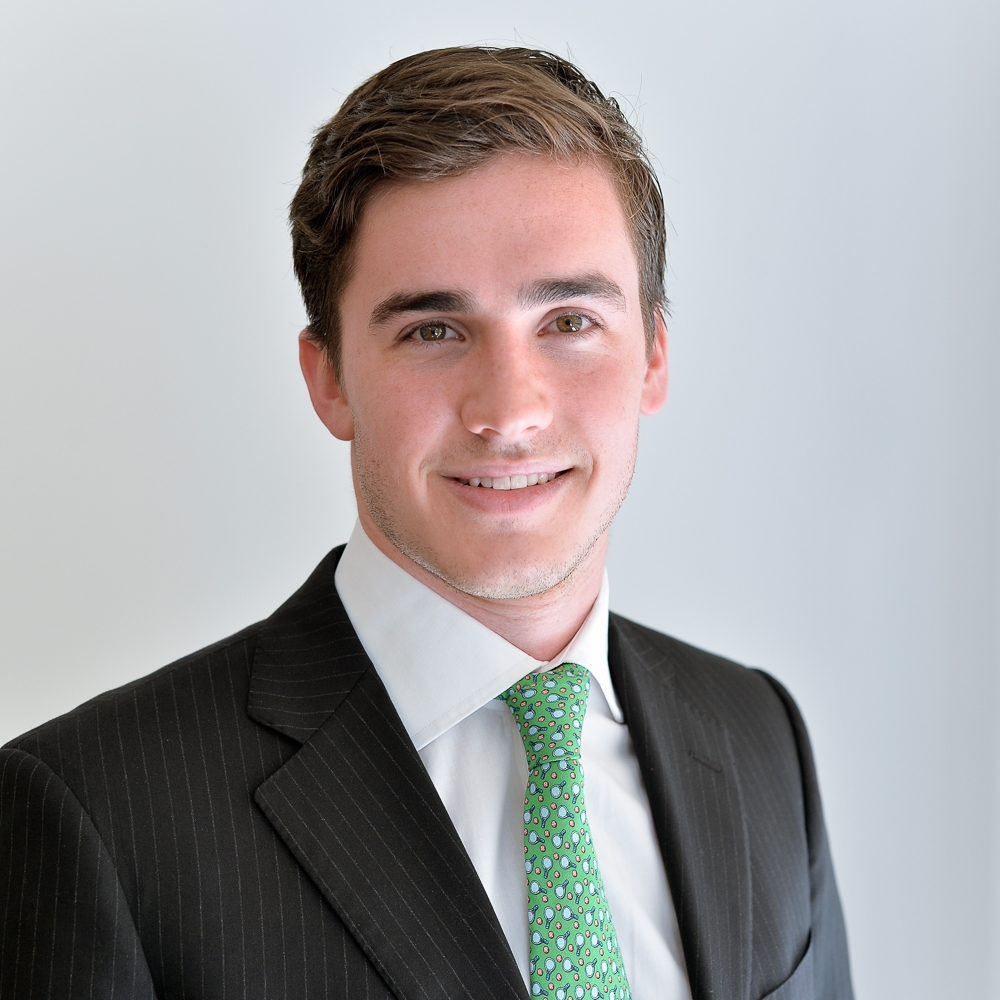GABRIEL NIEMBRO   Vice President    4 years of experience in wealth management and corporate finance   BBA Economics, University of Miami
