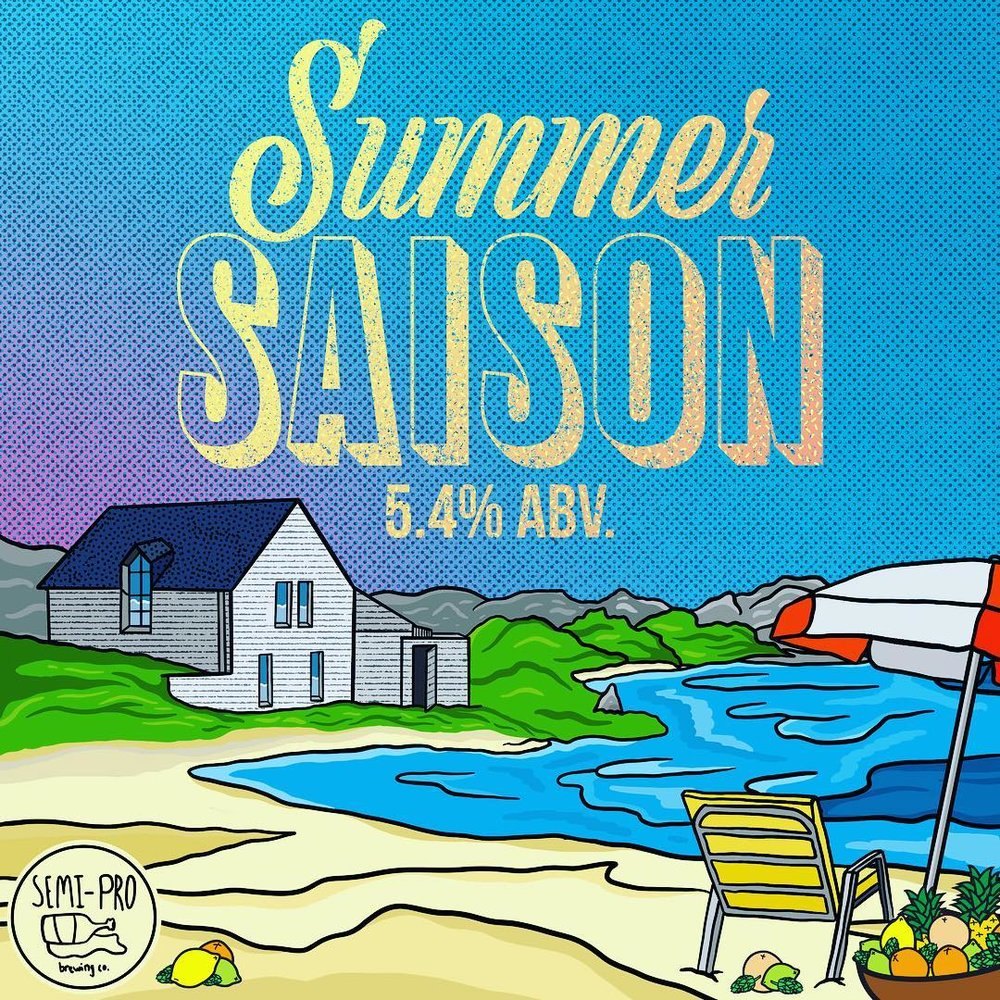 Traditionally, a French Saison would be brewed in the winter in preparation for summer drinking after the fields were tilled. Luckily, with modified grains and specific yeast strains, this summer Saison will be ready in only a few weeks. Bright citrus with a hint of pepper on the nose. The citrus notes carrying through to taste and the high level of carbonation presents this lower alcohol Saison as refreshing and perfect for the heat of a Queensland summer.