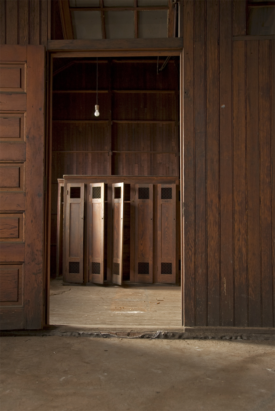 Lockers, Shiloh Baptist Church.jpg