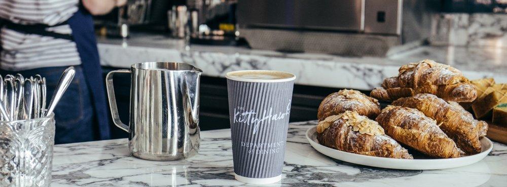 COFFEE BAR & PATISSERIE