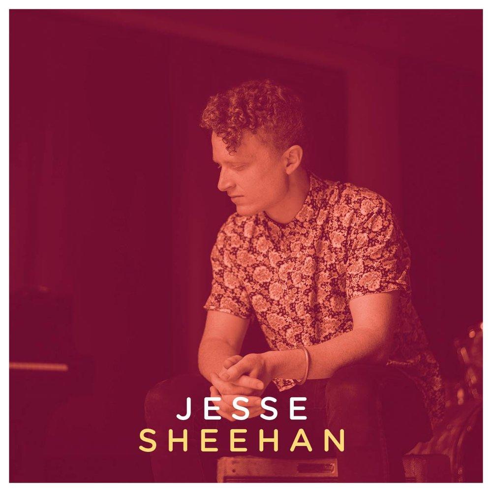 Jesse Sheehan