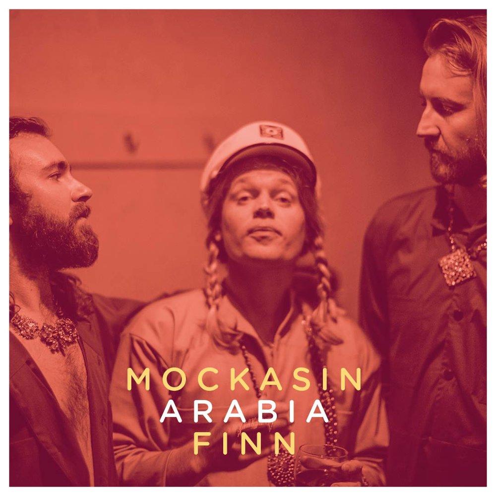 Mockasin Arabia Finn