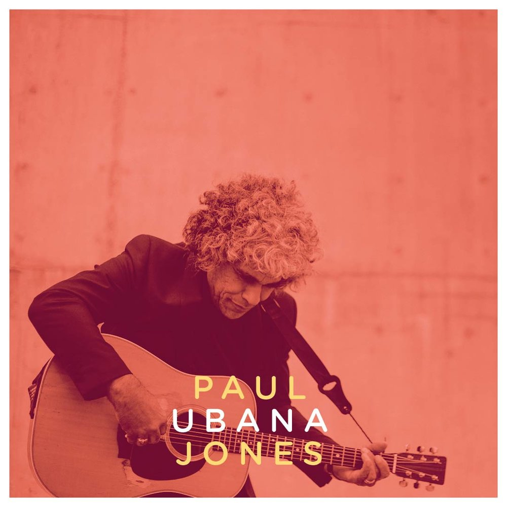 Paul Ubana Jones