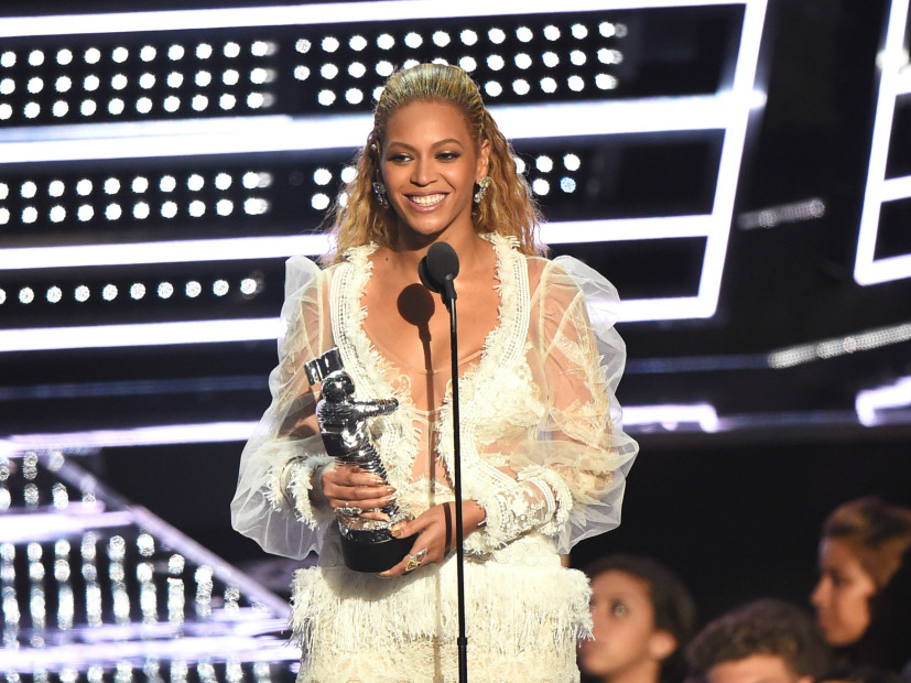 "11 Nominations led to 8 Trophies at the 2016 MTV Video Music Awards on August 28th. Some of the awards for Beyonce included Best Female Video for ""Hold Up"", as well as ""Formation"" from her album Lemonade.    A complete list of the winners are below of the 2016 MTV Music Awards. Congratulations to all of the winners.   Video of the Year   Adele: ""Hello""  Beyoncé: ""Formation""  Drake: ""Hotline Bling"" Justin Bieber: ""Sorry"" Kanye West: ""Famous""   Best Female Video   Adele: ""Hello""  Beyoncé: ""Hold Up""  Sia: ""Cheap Thrills"" Ariana Grande: ""Into You"" Rihanna [ft. Drake]: ""Work"" (short version)   Best Male Video   Drake: ""Hotline Bling"" Bryson Tiller: ""Don't""  Calvin Harris [ft. Rihanna]: ""This Is What You Came For""  Kanye West: ""Famous"" The Weeknd: ""Can't Feel My Face""   Best Collaboration   Beyoncé [ft. Kendrick Lamar]: ""Freedom""  Fifth Harmony [ft. Ty Dolla $ign]: ""Work From Home""  Ariana Grande [ft. Lil Wayne]: ""Let Me Love You"" Calvin Harris [ft. Rihanna]: ""This Is What You Came For"" Rihanna [ft. Drake]: ""Work"" (short version)   Best Hip Hop Video    Drake: ""Hotline Bling""  Desiigner: ""Panda"" Bryson Tiller: ""Don't"" Chance the Rapper: ""Angels"" 2 Chainz: ""Watch Out""   Best Pop Video   Adele: ""Hello""  Beyoncé: ""Formation""  Justin Bieber: ""Sorry"" Alessia Cara: ""Wild Things"" Ariana Grande: ""Into You""   Best Rock Video   All Time Low: ""Missing You"" Coldplay: ""Adventure of a Lifetime"" Fall Out Boy [ft. Demi Lovato]: ""Irresistable""  twenty one   pilots: ""Heathens""  Panic! At the Disco: ""Victorious""   Best Electronic Video    Calvin Harris & Disciples: ""How Deep Is Your Love""  99 Souls [ft. Destiny's Child & Brandy]: ""The Girl Is Mine"" Mike Posner: ""I Took a Pill in Ibiza"" Afrojack: ""SummerThing!"" The Chainsmokers [ft. Daya]: ""Don't Let Me Down""   Breakthrough Long Form Video   Florence and the Machine:  The Odyssey   Beyoncé:    Lemonade   Justin Bieber:  PURPOSE: The Movement  Chris Brown:  Royalty  Troye Sivan:  Blue Neighborhood Trilogy    Best New Artist   Bryson Tiller Desiigner Zara Larsson Lukas Graham  DNCE    Best Art Direction   Beyoncé: ""Hold Up"" Fergie: ""M.I.L.F.$"" Drake: ""Hotline Bling""  David Bowie: ""Blackstar""  Adele: ""Hello""   Best Choreography    Beyoncé: ""Formation""  Missy Elliott [ft. Pharrell]: ""WTF (Where They From)"" Beyoncé: ""Sorry"" FKA twigs: ""M3LL155X"" Florence and the Machine: ""Delilah""   Best Direction    Beyoncé: ""Formation""  Coldplay: ""Up&Up"" Adele: ""Hello"" David Bowie: ""Lazarus"" Tame Impala: ""The Less I Know the Better""   Best Cinematography    Beyoncé: ""Formation""  Adele: ""Hello"" David Bowie: ""Lazarus"" Alesso: ""I Wanna Know"" Ariana Grande: ""Into You""   Best Editing    Beyoncé: ""Formation""  Adele: ""Hello"" Fergie: ""M.I.L.F.$"" David Bowie: ""Lazarus"" Ariana Grande: ""Into You""   Best Visual Effects    Coldplay: ""Up&Up""  FKA twigs: ""M3LL155X"" Adele: ""Send My Love (To Your New Lover)"" The Weeknd: ""Can't Feel My Face"" Zayn: ""PILLOWTALK"""