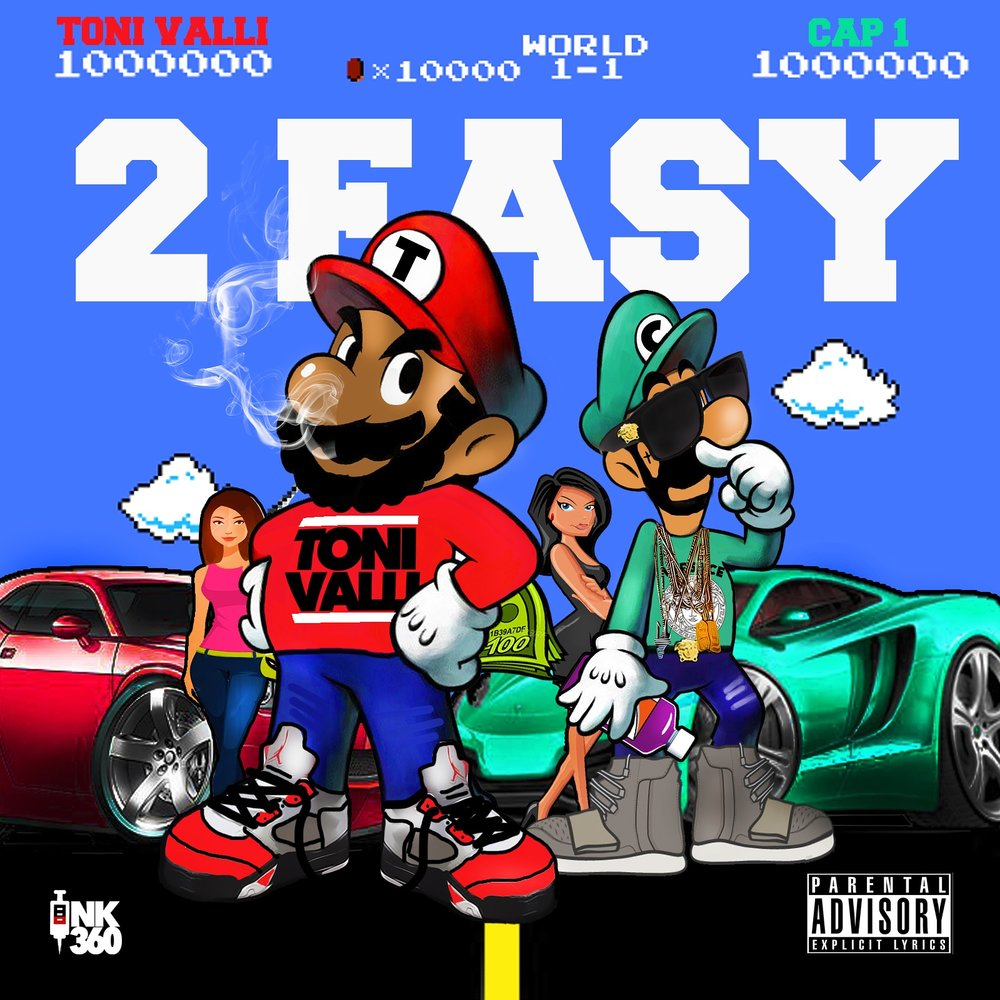 Toni Valli ft Cap1 - 2 Easy artwork.jpg