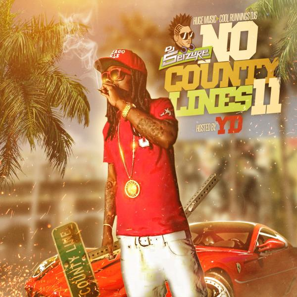 No County Lines vol. 11