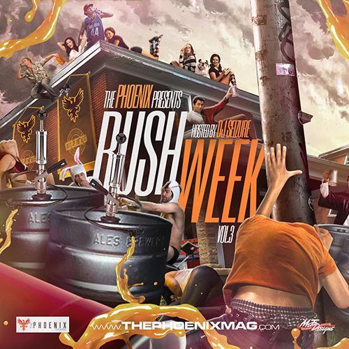 Phoenix Mag - Rush Week