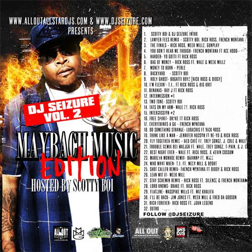 DJ Seizure vol. 2 MMG Edition