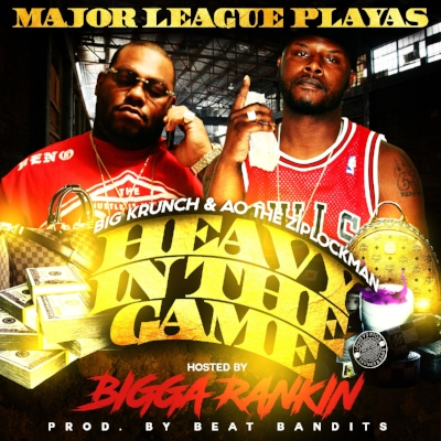 Major League Playas - Heavy In The Game Front Cover.JPG