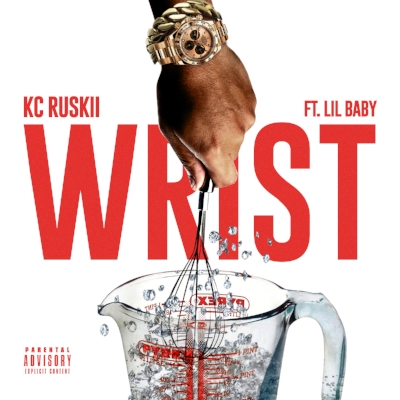 KC Ruskii ft. Lil Baby – Wrist Artwork.JPG