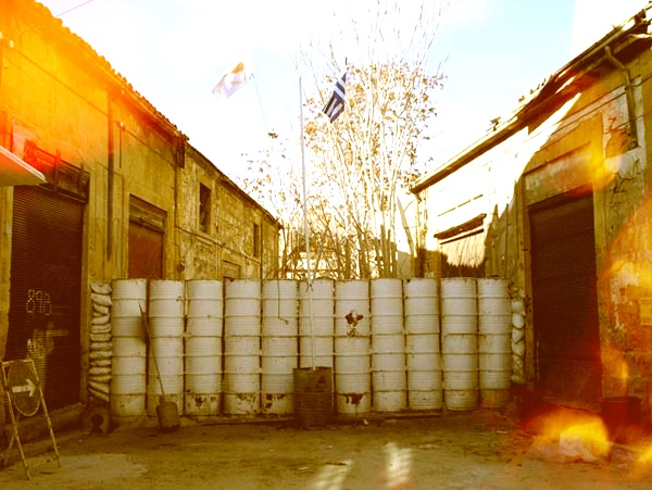 The UN Buffer Zone in Nicosia