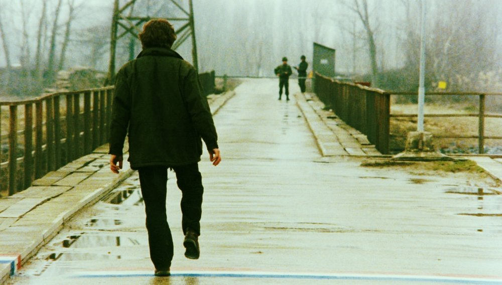 T Angelopoulos,   The Suspended Step of the Stork   (1991)