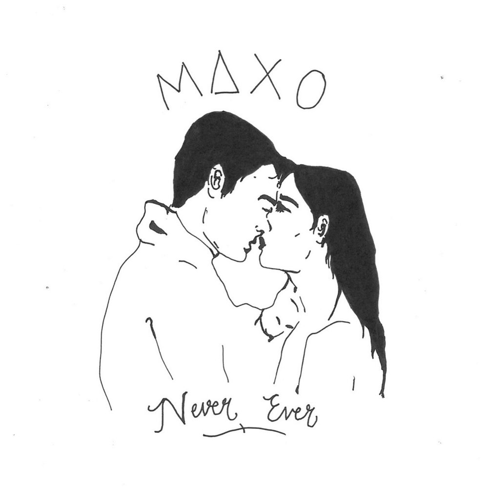 MAXO - Never Ever cover 1600 x 1600.jpg