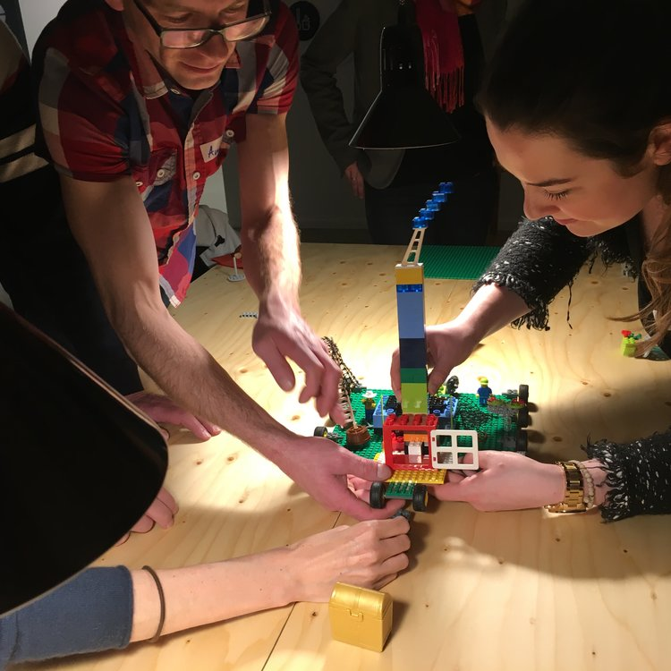 Lego® Serious Play®: 4-Day Official Facilitator Training in ...