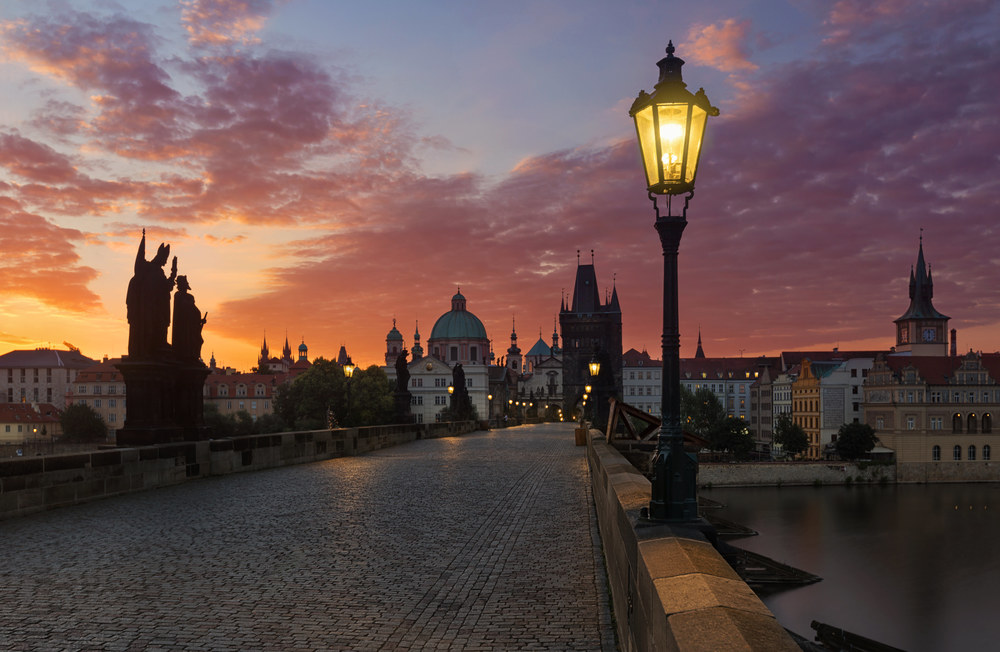 Morning at Charles Bridge.jpg