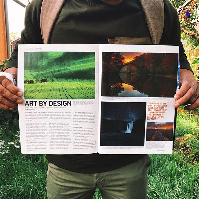 Prave jsem obdrzel nove cislo magazinu Shutterbug ze zahranici, kde je ted prave se mnou rozhovoro foceni na 4 stranky 😍.. Udelal jsem i scany, takze si to muzete precist i tady.