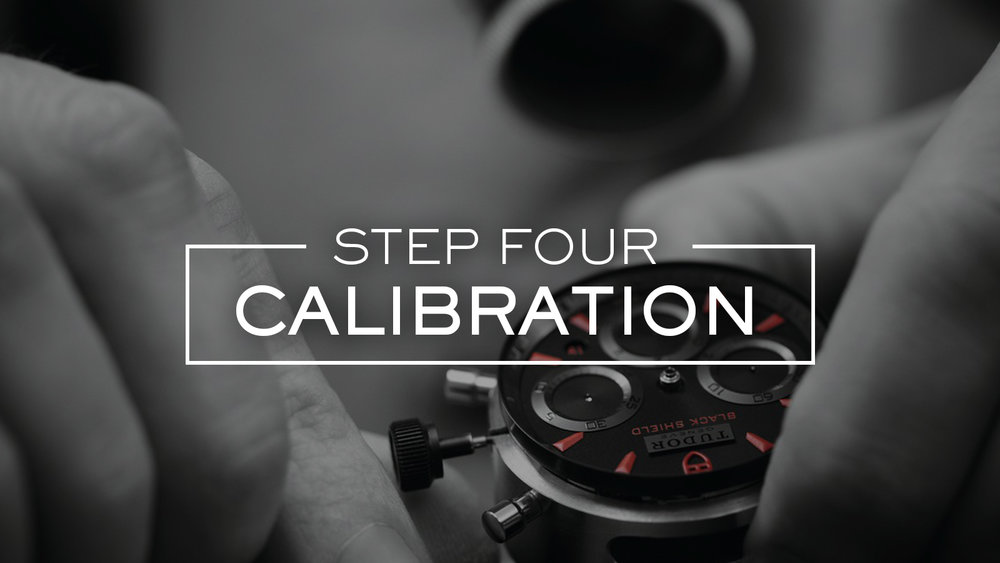 The precision of your watch is ensured by its balance wheel which oscillates more than 690,000 times a day. To ensure its precision, a meticulous calibration is performed and then verified electronically. Following this, a series of rigorous technical tests are carried out over several days to guarantee the proper functioning of the movement.