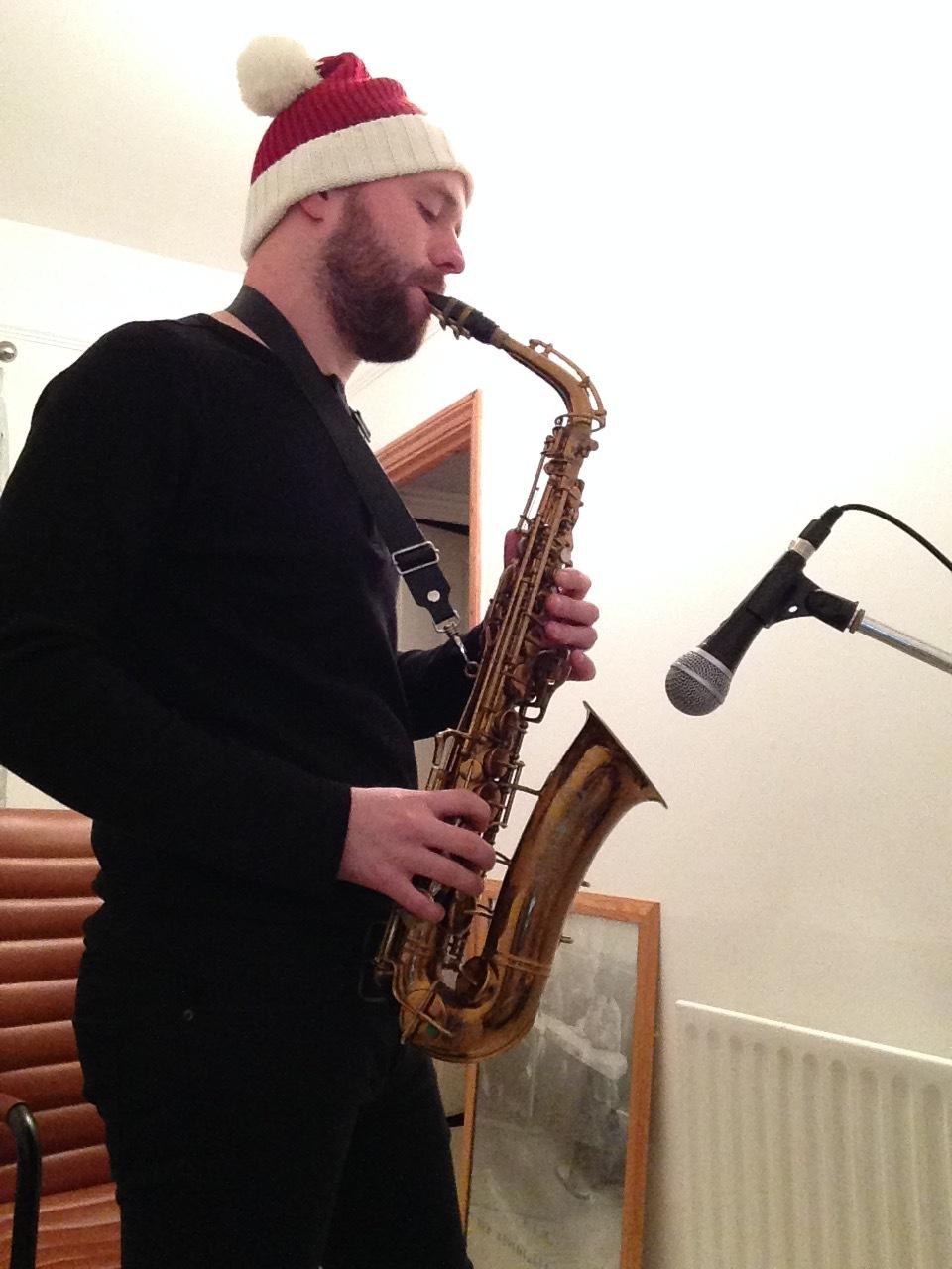 Christmas Saxophone.JPG