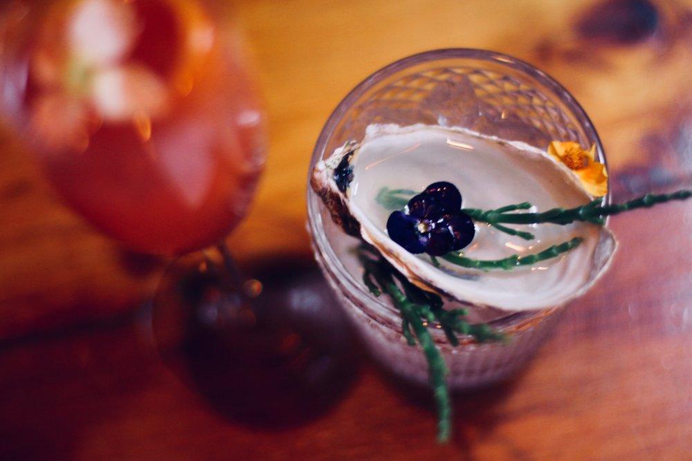 Seaside Martini