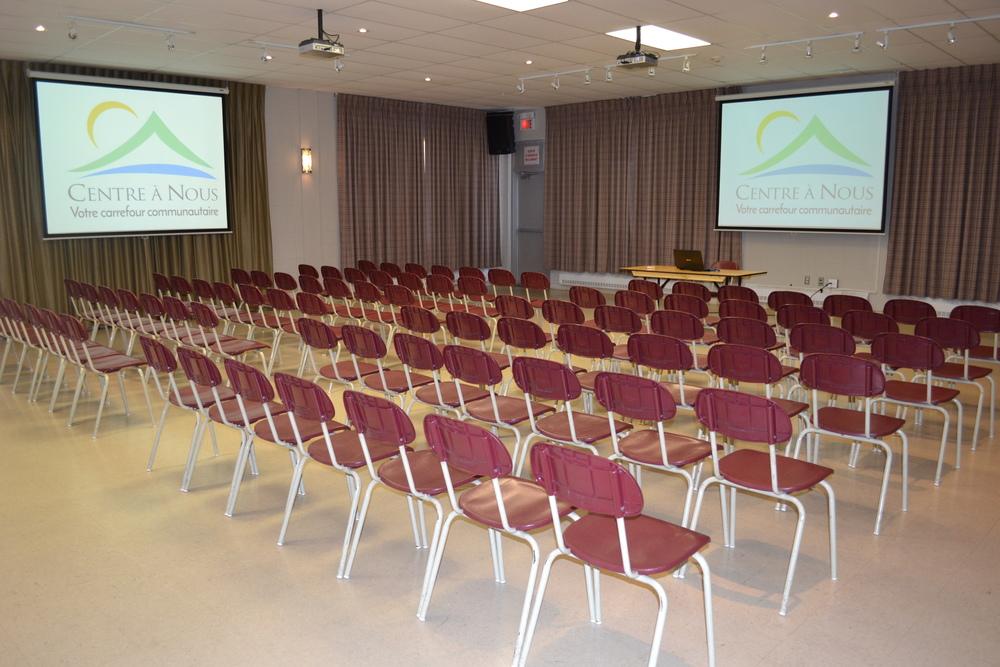 Salle Jacques-parent - Conférence