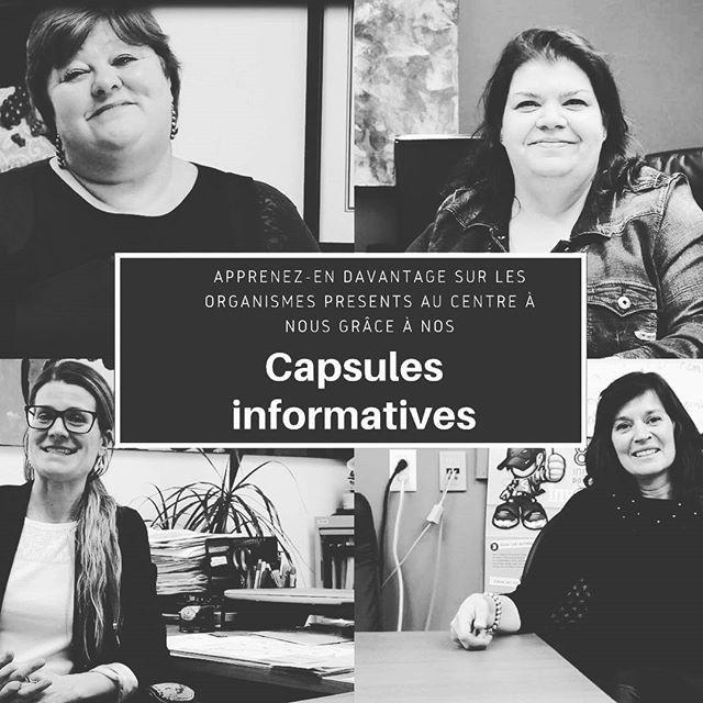 Venez visiter notre page Facebook pour voir nos capsules vidéo! ❇ Fin à la faim ❇ Association des personnes handicapées physiques Rive-Nord ❇ Les Amis de la Déficience Intellectuelle ❇ PANDA