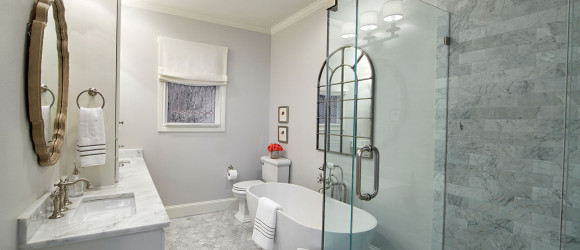 Before After A University Park Homes Bathroom Remodels