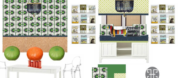 Before & After: A Playroom Online Design Board Comes to Life! — A ...