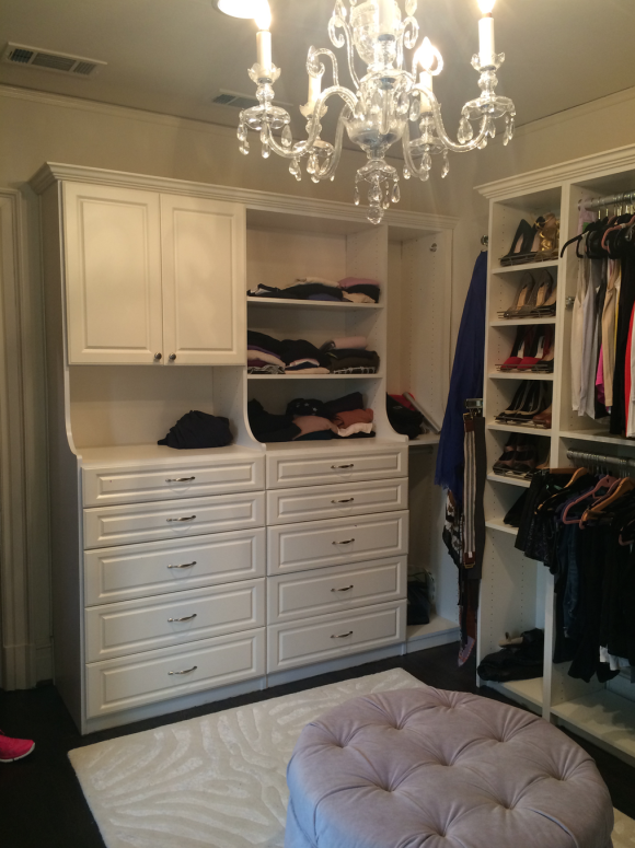 We Started Our Design By Contacting California Closets As We Needed A More  Functional Built In System. Sure We Could Have Had A Contractor Come In And  Build ...