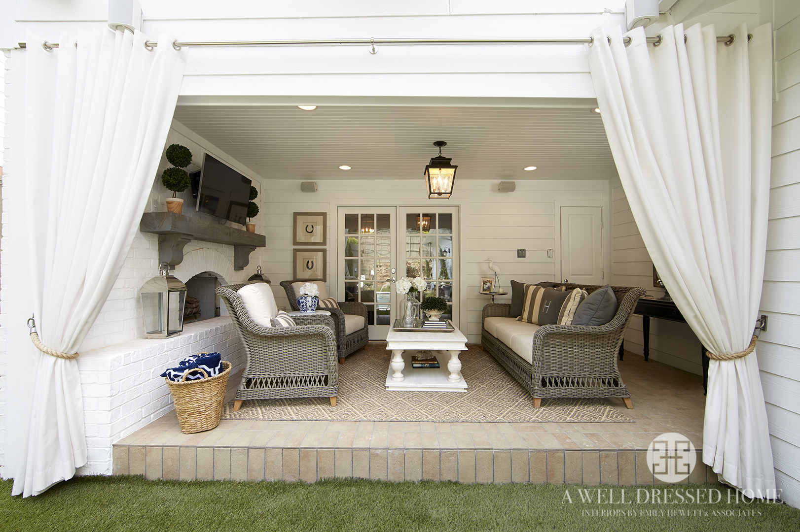 Our Farmhouse Renovation Reveal Part 2 - The Cabana — A Well Dressed on well dressed home decor, well dressed windows, wall decal designs, furniture designs, well dressed family, well dressed home christmas, wall frame designs, well dressed shoes,