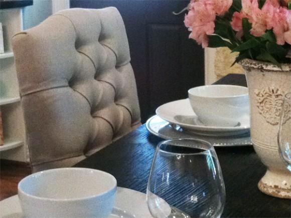 dining chair sneak peek