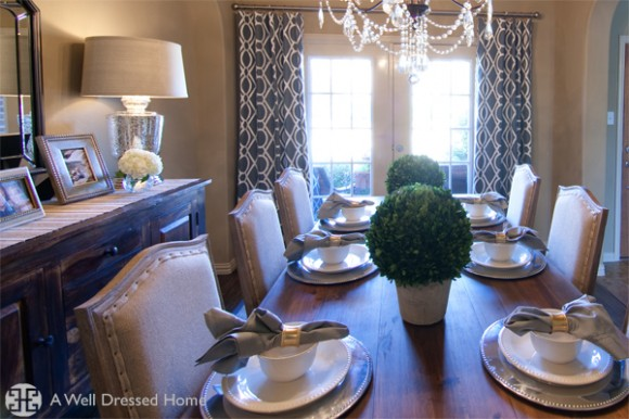 A Well Dressed Home Dining Room Make Over 6
