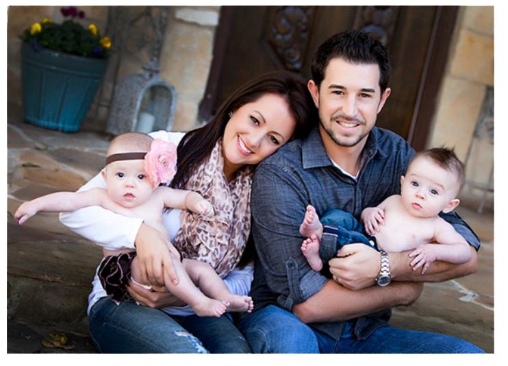Hewett Family 1