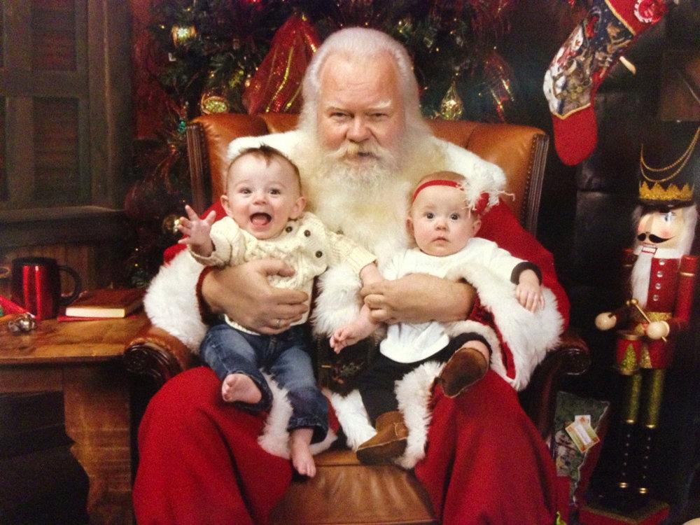 hewett Santa