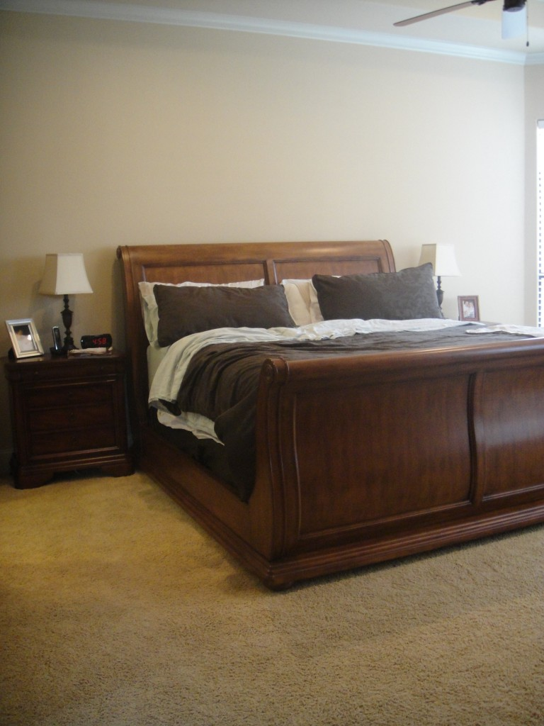 Clapp Master Bedroom Project - before 4