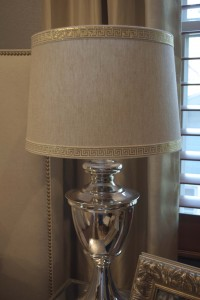 Lamp Shade After Trim