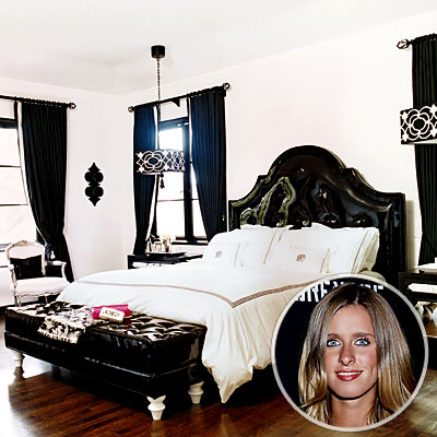 Nicky Hilton Bedroom