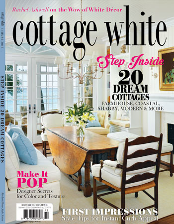 Cottage White - Design Harmony Summer '16