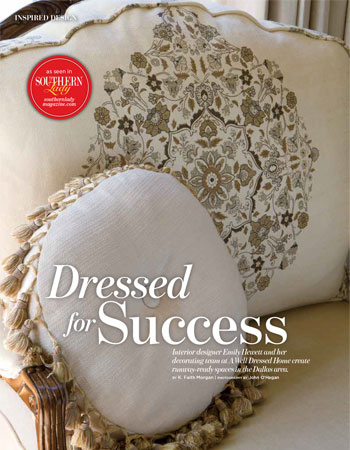 Southern Lady -   Dressed for Success January '15