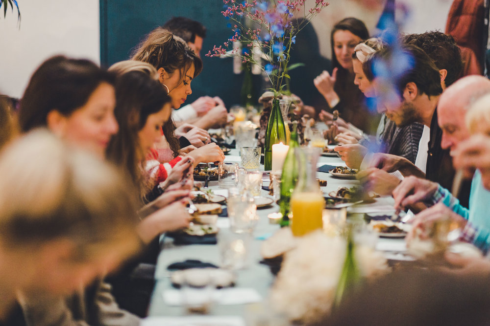 Upcoming events - Once a month we serve you a 3 course breakfast celebrating, food, art & craftsmanship from around the world. Inspiring guest speakers and exciting locations. Let's have breakfast together!
