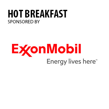 Thursday Hot Breakfast sponsors