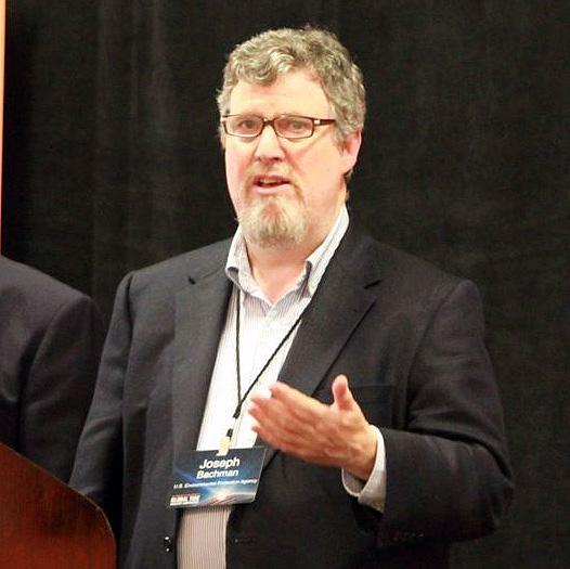 Joseph Bachman US Environmental Protection Agency -> presentation details