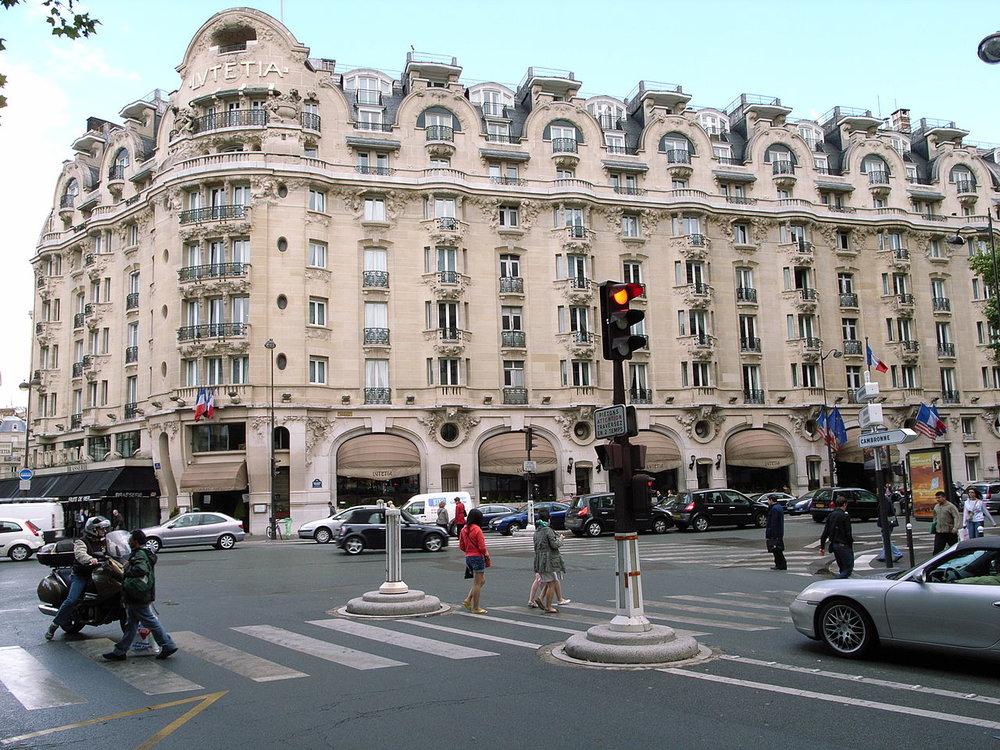 Lutetia Hotel, Paris