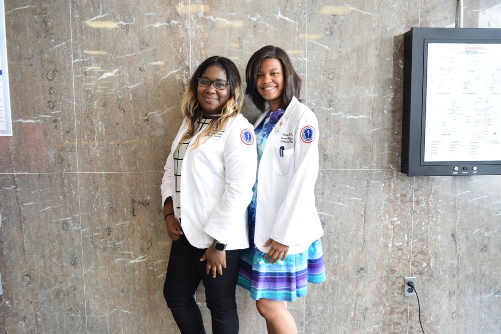 Shazanne Pennant and Jessica Perry - VPs of Social Wellness